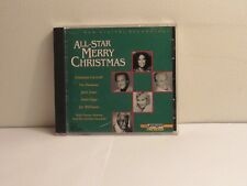 All-Star Merry Christmas (CD, 1991, Delta) Patti Page, Jack Jones