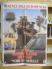 A2244   DOS SUPER POLICIAS EN MIAMI  TERENCE HILL & BUD SPENCER