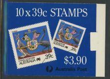 Australia 1988 $3.90 Living Together booklet Sc# 1063B NH