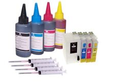 CISS For ink refill kit for WF-3620DWF WF-3640DTWF WF-7110DTW WF-7620 printers