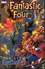 Fantastic Four: Life Fantastic by Straczynski, Kessel & more TPB Marvel  OOP