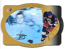 ALEXEI ZHAMNOV   1996-97 SPX GOLD PARALLEL #36    WINNEPEG JETS