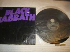 BLACK SABBATH MASTER OF REALITY VINYL LP 1971 ORIGINAL AUSTRALIAN PRESS 6360 050