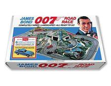 Gilbert James Bond 007 Road Race Play Set Box