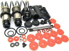 Hot Bodies D819 - FRONT SHOCKS (dampers & springs D817 HBS204450 Buggy