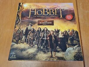 The Hobbit An unexpected Journey The Board Game