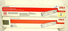 Lot 2 Toner Original OKI C3520 C3530 C3600 MFP MC350 MC360 Genuine Cyan Jaune
