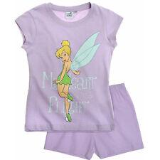 DISNEY pyjacourt pyjashort pyjama LA FEE CLOCHETTE taille 2 ans violet neuf