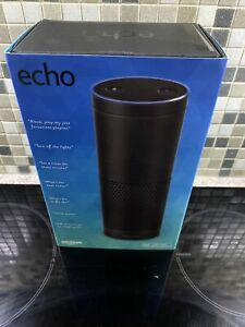 Amazon Echo Smart Assistant - Black great condition 1st Gen
