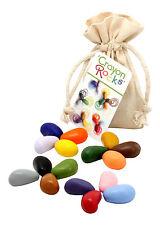 Crayon Rocks (16) natural soy wax, fine motor skills, dyspraxia, dysgraphia