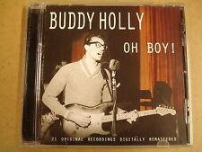 CD / BUDDY HOLLY - OH BOY!