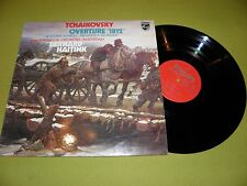 """Tchaikowsky - Overture """"1812"""" - Slavonic March / Haitink / """"Philips"""" STEREO NM"""