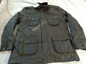 Barbour corbridge wax jacket XXL new with tags