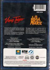 Terror y Suspenso 2 en 1[ Viernes Trágico Y La Jaula De La Muerte] DVD, NEW