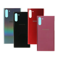 Rear Battery Cover Glass Housing Back Door For Samsung Galaxy Note 10 10+ Plus