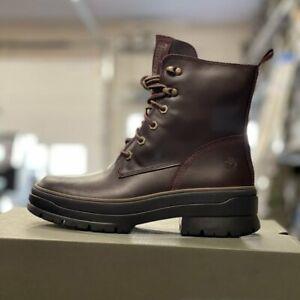 Timberland Women's Malynn EK+ Waterproof Mid Leather Boots A2F7G