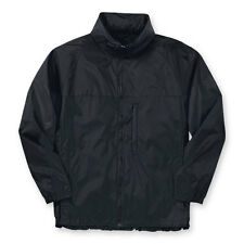 WEARGUARD NYLON PACKABLE JACKET 2XL BLACK LINED NYLON LIGHTWEIGHT PROTECTION W&R