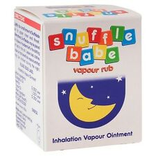 SNUFFLE BABE VAPOUR RUB INHALATION VAPOUR OINTMENT 24G