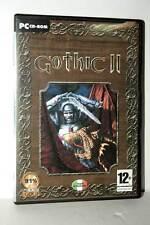 GOTHIC II GIOCO USATO BUONO STATO PC CDROM VERSIONE ITALIANA FR1 43301