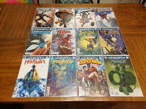 DC Universe Rebirth Variant Lot