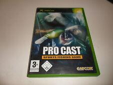XBox  Pro Cast Sports Fishing