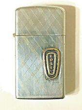 New ListingRare Vintage Edsel Zippo Lighter 1950s slim.