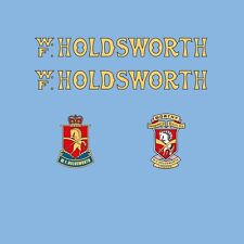 Holdsworth Bicycle Decals-Transfers-Stickers #3