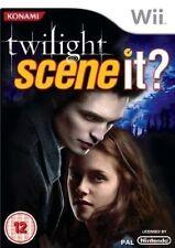 Twilight Scene It? Nintendo Wii Game Post