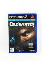 Cold Winter 2005 PS2 Playstation 2 Game PAL Complete With Manual