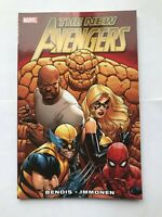 New Avengers Volume 1 by Brian Michael Bendis & Immonen - Marvel Trade Paperback