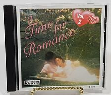 A Time For Romance Volume 2 For Lovers Only A Starlite Orchestra Music CD