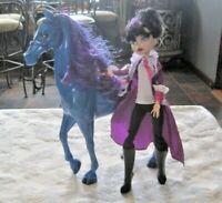 Monster High Headless Headmistress Bloodgood & Her Horse Nightmare
