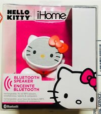 Hello Kitty Bluetooth Mini Speaker iHome Brand New In Box Kawaii