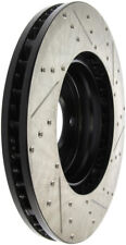 Disc Brake Rotor-Sport Drilled/Slotted Disc Front Right Stoptech 127.33079R