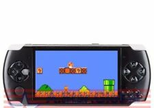 PSP Style Portable Classic Game Player & Media Center - Black