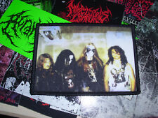 Many Years Old MAYHEM PATCH with Dead + Euronymous BLACK METAL MORBID