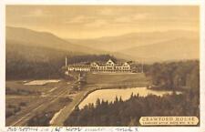 CRAWFORD HOUSE Crawford Notch, White Mountains, NH ca 1920s Vintage Postcard