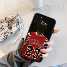 Coque iPhone 11Nike Air Jordan 23 Noir Antichoc Premium Coque Compatible iPhone 11
