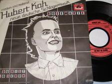 """7"""" - Hubert Kah - Rosemarie & Du bist so schön - 1982 NDW # 4858"""
