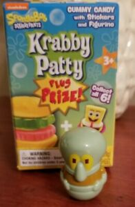 "Spongebob Squarepants ""Squidward"" Weeble Wobble Mini Figure Collectible"