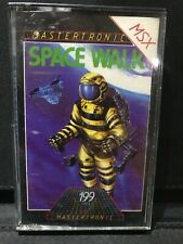 MSX Computer Game - Space Walk  - Rare, Working. 1984