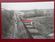 PHOTO  SMEETH CLEAN BALLAST TRAIN 14/3/92