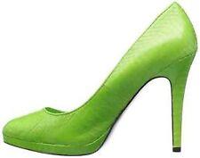 Women's Leather Stiletto Heels