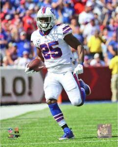 LeSean McCoy 2018 Buffalo Bills Authentic 8x10 Photo