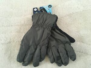 Men's isotoner Signature Smart Dri Gloves Large