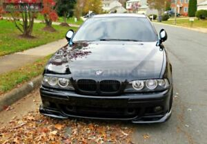 Front Bumper Grill with Air Ducts for M5 M Pack BMW E39 Mesh with Vents