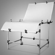 100x200cm Large Studio Still Life Product Display Shooting Table Clamps Photo St