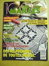 Revue Crochet  1000 mailles N/88 /Z110