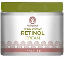 Retinol cream (Ultra Potent Vitamin A Cream) 400,000 IU per Jar IU / 4 oz (113g)
