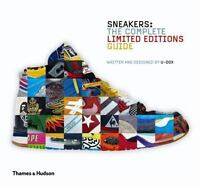 NEW Sneakers: The Complete Limited Editions Guide U-Dox (English) Hardcover Book